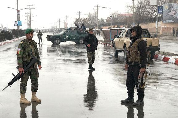 Minst fem soldater drept i Kabul-angrep