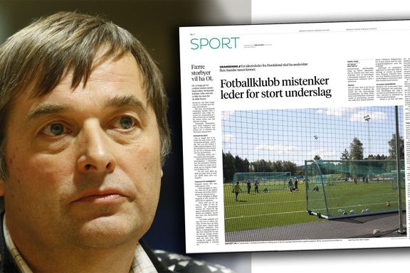 Idrettssjefen ber klubber politianmelde mistanke om underslag