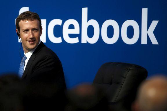 Aftenposten mener: Prisverdig snuoperasjon av Facebook
