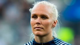 Thorisdottir signerte for Manchester United: – Lett valg