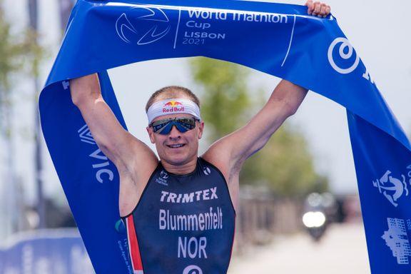 Norges triatlon-gullhåp om OL-frykt: – Det verste som kan skje