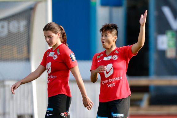 Direkte: Følg cupkampen mellom Arna/Bjørnar og KIL/Hemne