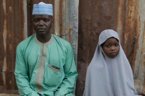 279 nigerianske skolejenter sluppet fri