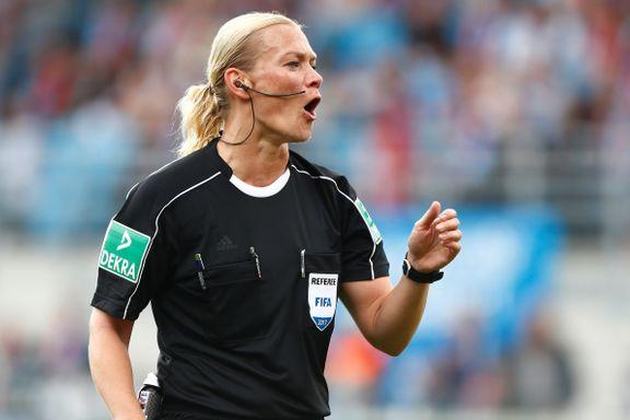 Hun dømmer Jarstein og Ciljan i historisk bundesligakamp