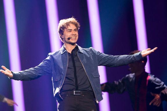 Alt stemte for Rybak i Eurovision-semifinalen