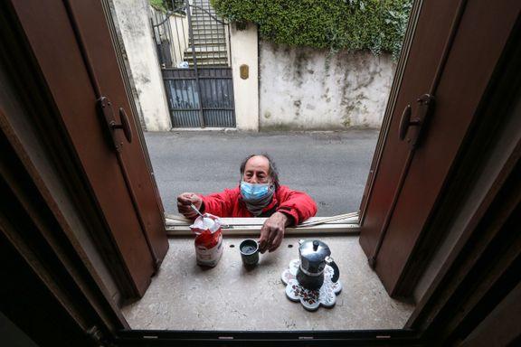 Nå skal Luigino (65) endelig få møte familien på ekte italiensk vis