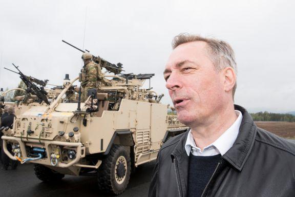 Forsvarsministeren om Afghanistan-avsløring: – Norske soldater er trent for krig