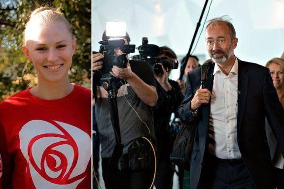 Ingrid Resell Krogstad (24) står bak det nyeste varselet mot Trond Giske. Nå forteller hun sin historie.