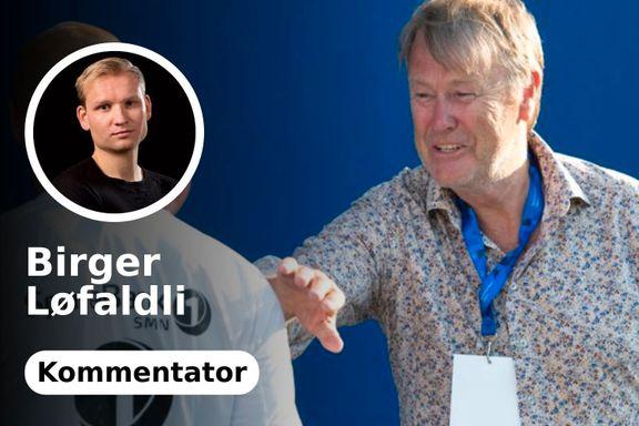 Det finnes én opplagt kandidat for Rosenborg: Åge Hareide