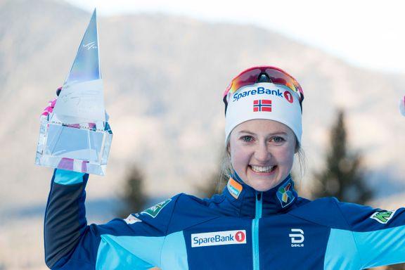 Østberg med etterlengtet Tour de Ski-seier: – Ufattelig deilig