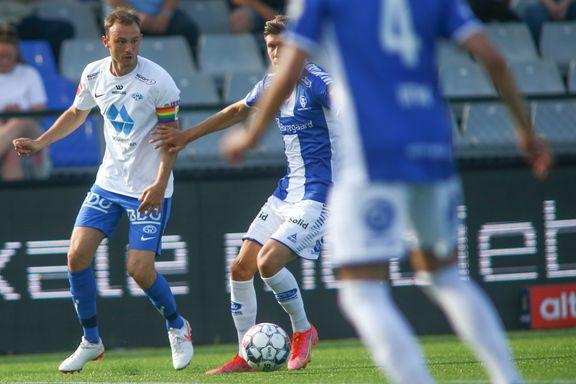 Molde gikk på ny smell mot Sarpsborg: – Fortjente ikke å vinne