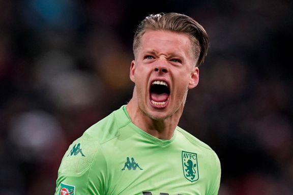 Nyland får ros av keepertreneren: – Han er fantastisk