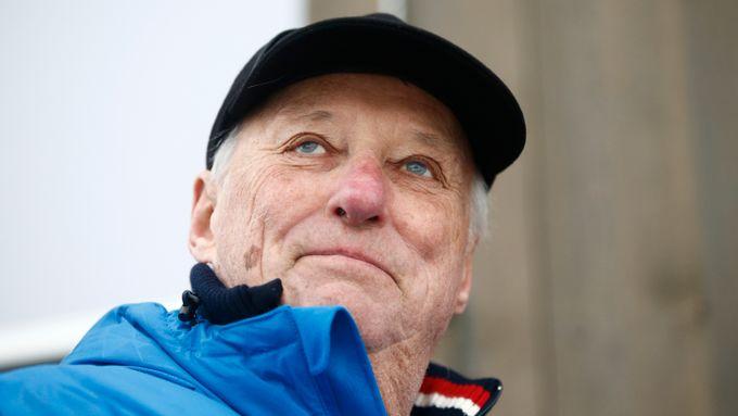Gratulerer med dagen, Kong Harald. Her er mitt ønske.