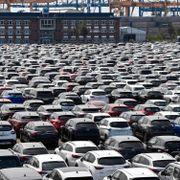 Kraftig fall i nyregistrerte personbiler i 2020