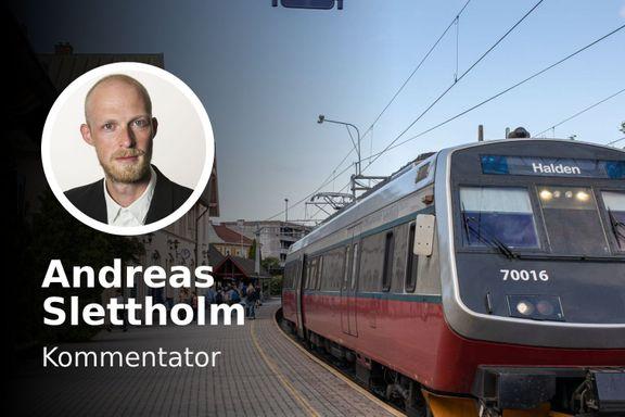 Troen på teknologien kan gi toget trøbbel