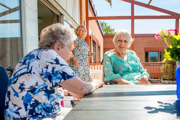 Ny rapport avslører store forskjeller i tilbud til eldre