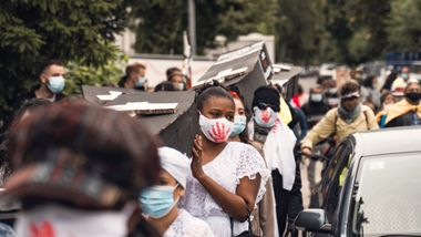 Drapsbølge herjer Colombia – bekymring for fredsprosessen