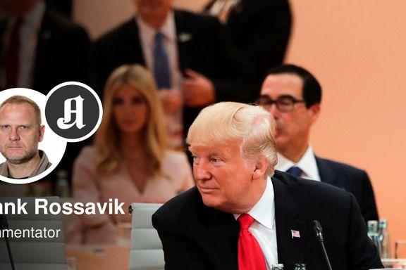 «Trump taklet Europa på andre forsøk»