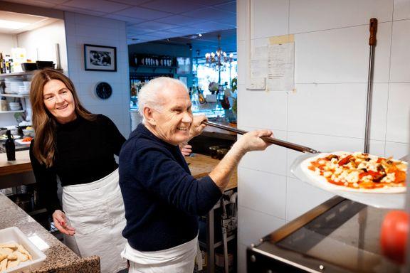 Tips til helgen: Spis pizza hos mannen som introduserte nordmenn for italiensk mat