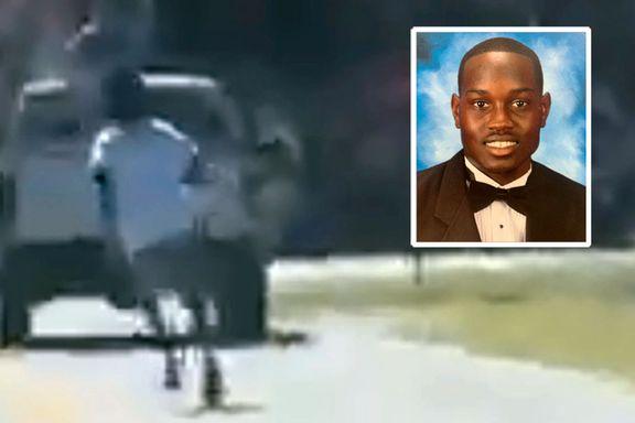 Ahmaud Arbery var på joggetur da han ble skutt av to hvite menn. Drapet har satt ny fyr på rasismedebatten i USA.