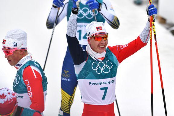 Krüger har tatt OL-grep: – Ønsker å være mer på hugget