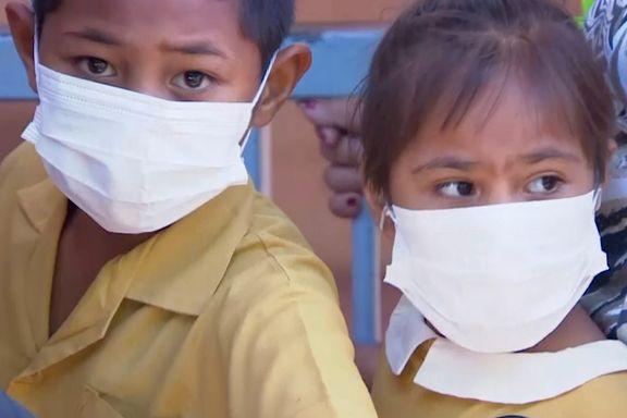 25 døde etter meslingutbrudd på Samoa
