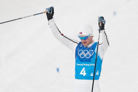 Norge ga opp gullet etter én etappe: – Det ville vært å gå i døden