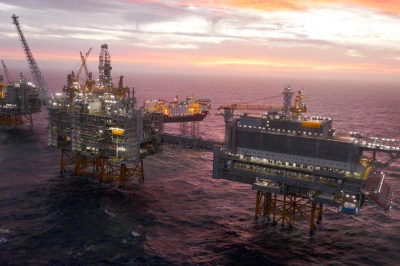 Norsk oljekutt rammer gigantfelt: Må ned 94.000 fat pr. dag