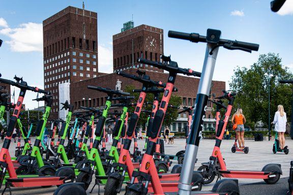 Anslår «opp mot 500» oppsigelser etter elsparkesykkel-forskriften