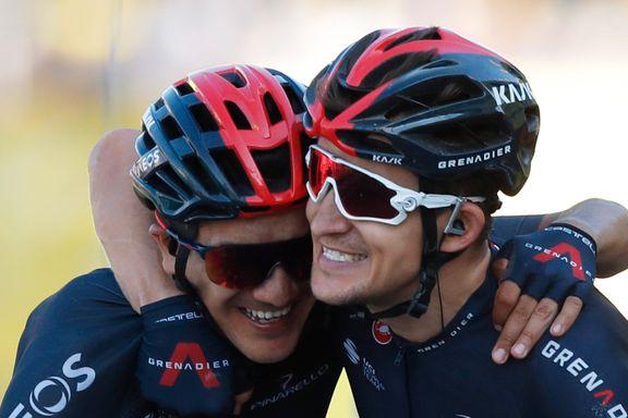 Tour de France har vært en fiasko for storlaget. Torsdag fikk de en etterlengtet opptur.