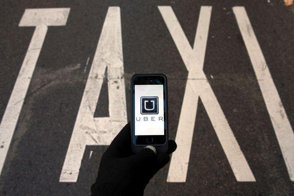 Jubel hos Uber: EU advarer mot å forby Uber og Airbnb