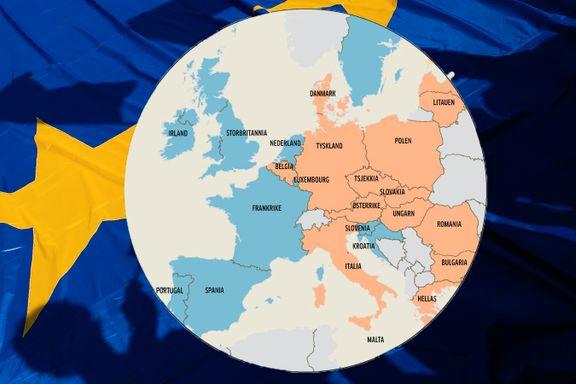Er det greit at ditt barn blir sammen med en muslim? Spørsmålet splitter Europa.