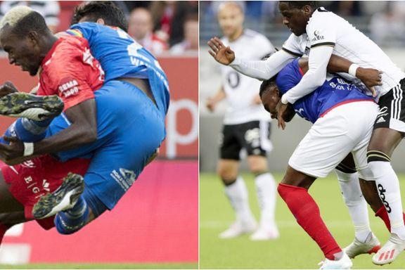 Derfor fikk Brann-spissen strengere straff enn Rosenborg-spilleren