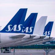 SAS sender oppsigelsesbrev til nær 1600 ansatte i Danmark