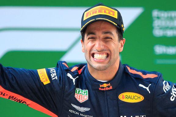 Utnyttet stjernenes feil og gikk til topps i Kinas Grand Prix