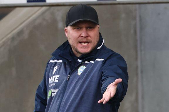 Sandnes Ulf-treneren ble hissig: Dette mener han gikk galt i nederlaget