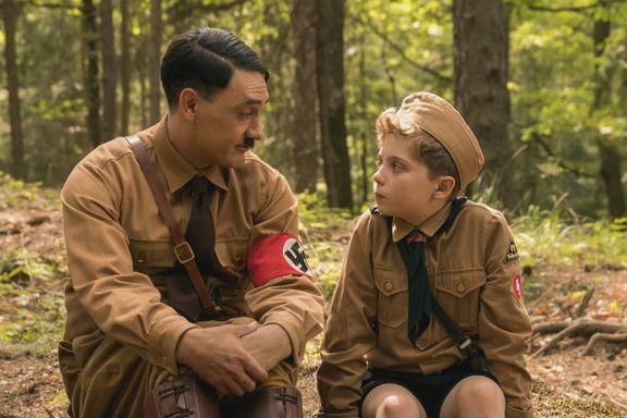 Feelgood-satire med en trøstende Hitler som fantasivenn
