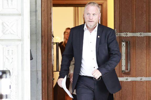 Raymond Johansen: Byrådet går av etter mistillit mot Lan Marie Berg