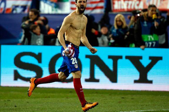 Dramatikk i Champions League: Atlético videre etter straffekonk