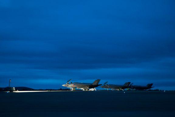 Norske kampfly har avskåret russiske fly 22 ganger i år