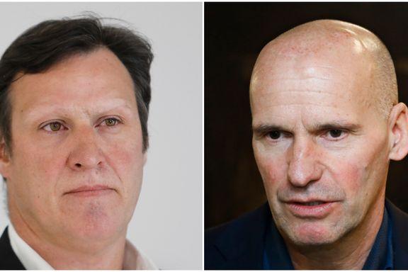 Geir Lippestad utfordrer Tom Tvedt. Nå vil han bli idrettspresident