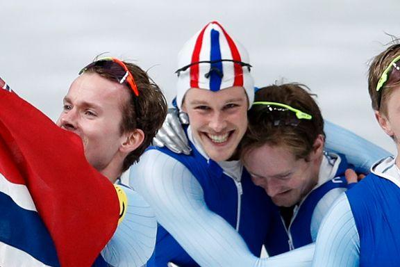 Sindre Henriksen: – Vi er verdens beste lag. Punktum.