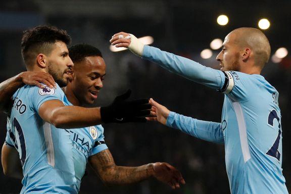 DIREKTE: Ny seier for suverene Manchester City?