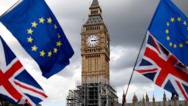 Ellevill krangel om Big Ben og feiringen av Brexit-natten.