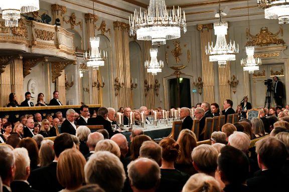 Svenska Akademien setter ned ny nobelpriskomité inntil krisen har roet seg