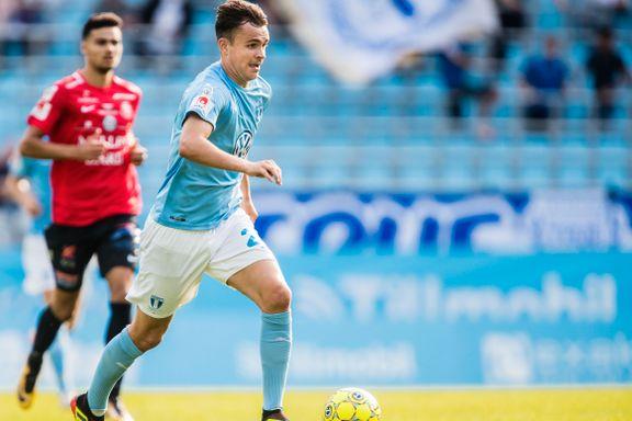 Tidligere Brann-spiller med drømmemål for Malmö i lokalderby