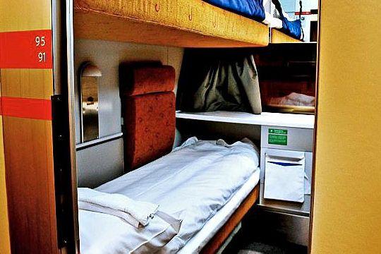 Nye soveplasser på toget kommer først når dagens sovevogner er 40 år gamle
