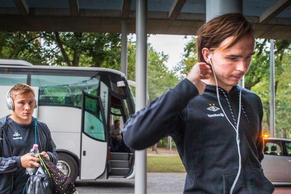 Selnæs tilbake i Rosenborgs startellever