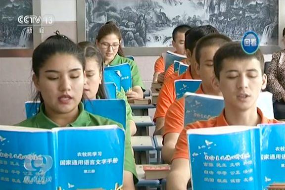 Kina hevder det er skoler. Hvorfor har de da kjøpt inn batonger og elektrosjokkvåpen?