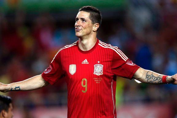 Her feirer Torres sitt 37. landslagsmål